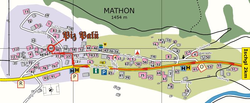 Anreise Mathon Detail